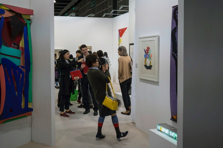 Art Basel in Hong Kong 2015-11