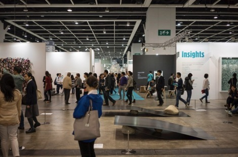 Art Basel in Hong Kong 2015 1