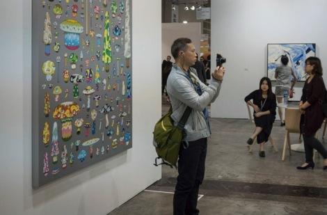 Art Basel in Hong Kong 2015-12