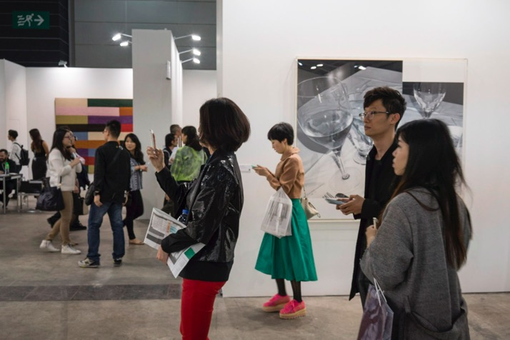 Art Basel in Hong Kong 2015-14