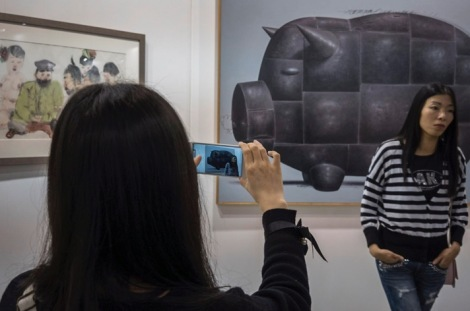 Art Basel in Hong Kong 2015-18