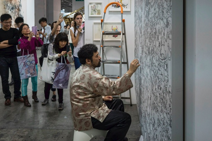 Art Basel in Hong Kong 2015-19