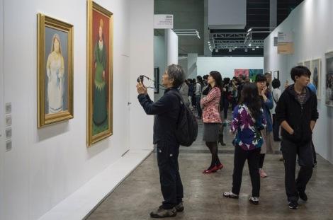 Art Basel in Hong Kong 2015-2