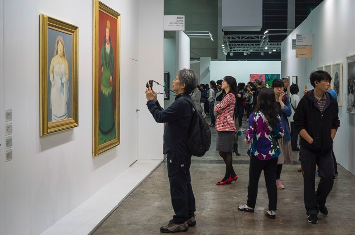 Art Basel in Hong Kong 2015-2