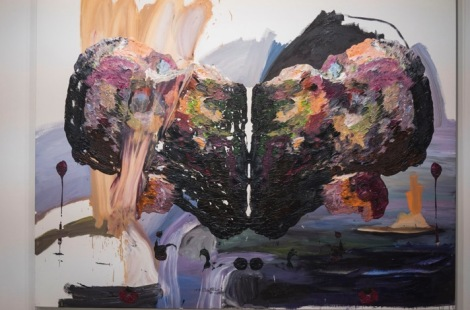 Art Basel in Hong Kong 2015 4 Ben Quilty