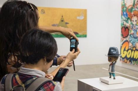 Art Basel in Hong Kong 2015-6