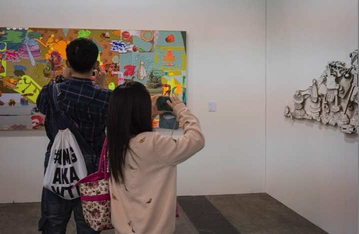 Art Basel in Hong Kong 2015-8