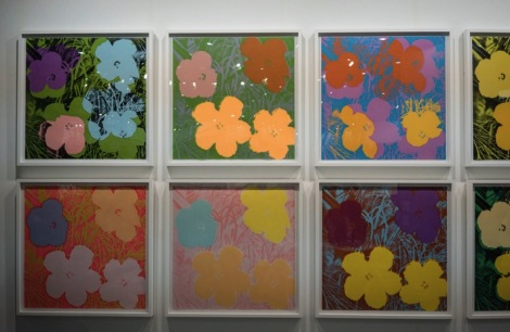 Art Basel in Hong Kong 2015 Andy Warhol