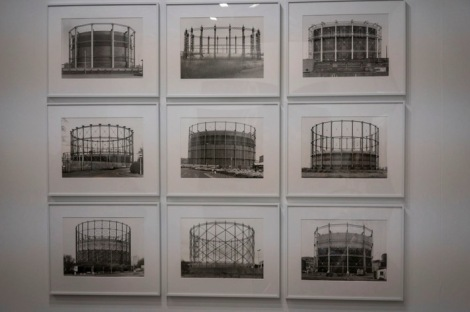 Art Basel in Hong Kong 2015 Bernd and Hilla Becher