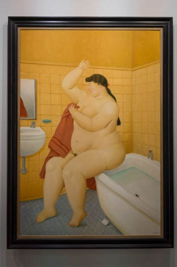 Art Basel in Hong Kong 2015 Fernando Botero 2