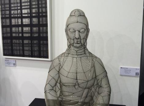 Art Central Hong Kong 2015 Dhyana by Shi Zhongying