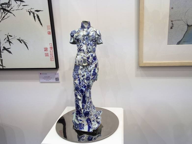 Art Central Hong Kong 2015 Li Xiaofeng 2