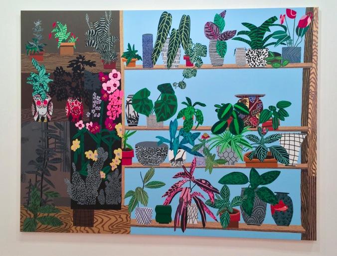 Blackwelder exhibition Gagosian Gallery Hong Kong 2015-3