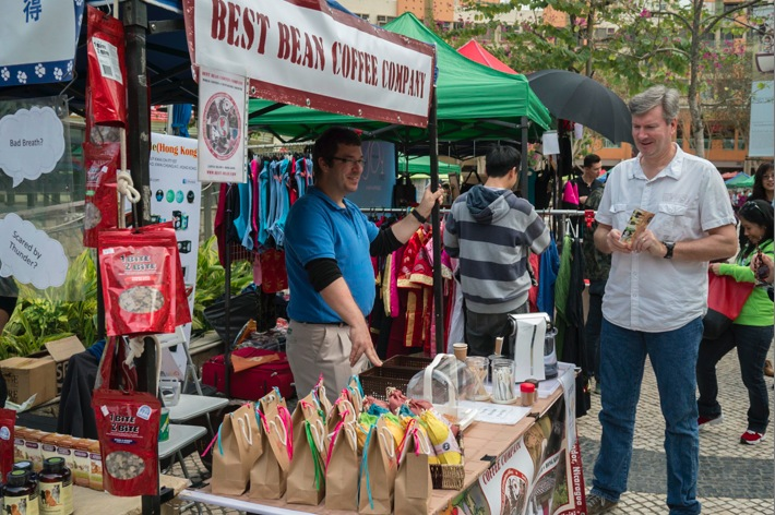 Handmade Hong Kong March 2015-13 Best Bean Coffee Company