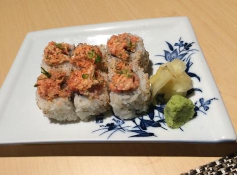 Mizuki Japanese Restaurant 7 Spicy Tuna Roll