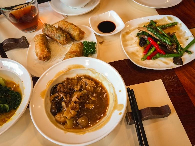 Nan Lian Garden Vegetarian Restaurant 2015-2