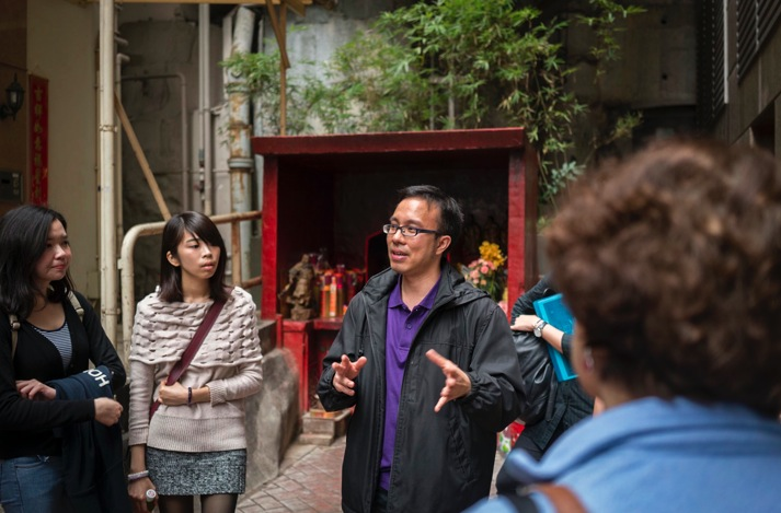 Wan Chai Walk in HK Tour 0 Guide Haider
