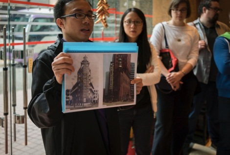 Wan Chai Walk in HK Tour 3