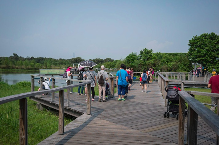 Hong Kong Wetlands Park 3