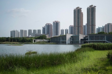 Hong Kong Wetlands Park 9
