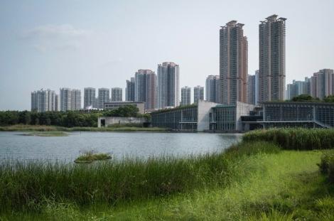 Hong Kong Wetlands Park 9