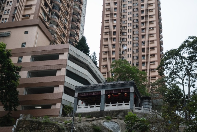 Tam Kung TIn Hau Temple Wong Nai Chung 1