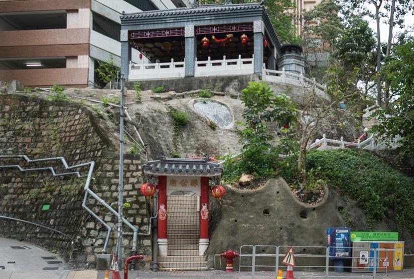 Tam Kung TIn Hau Temple Wong Nai Chung 2