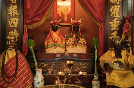 Tam Kung TIn Hau Temple Wong Nai Chung 5
