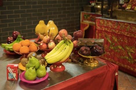 Tam Kung TIn Hau Temple Wong Nai Chung 6
