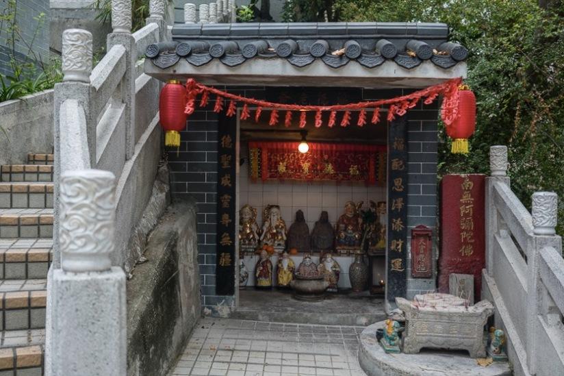 Tam Kung TIn Hau Temple Wong Nai Chung 8