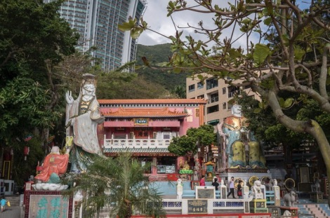 Tin Hau Temple Repulse Bay 2