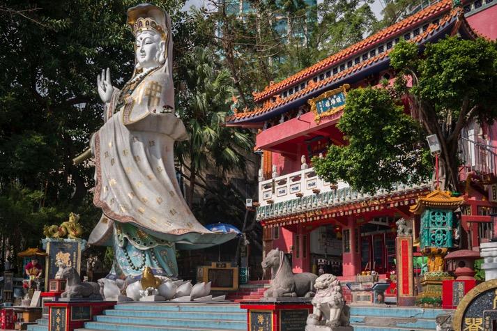 Tin Hau Temple Repulse Bay 3