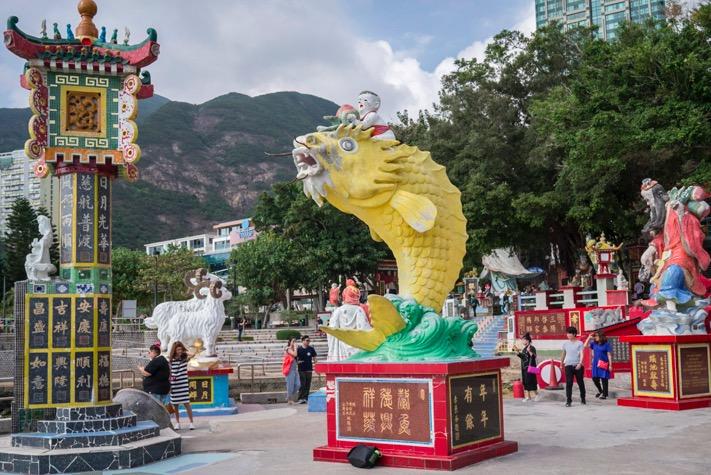 Tin Hau Temple Repulse Bay 6