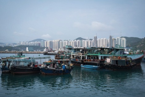 Walk from Shau Kei Wan to Quarry Bay 4