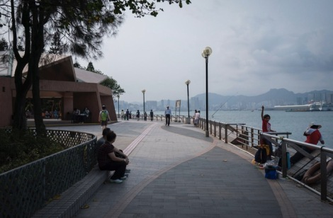 Walk from Shau Kei Wan to Quarry Bay 6