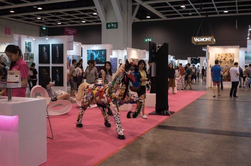 Affordable Art Fair Hong Kong 2015-1
