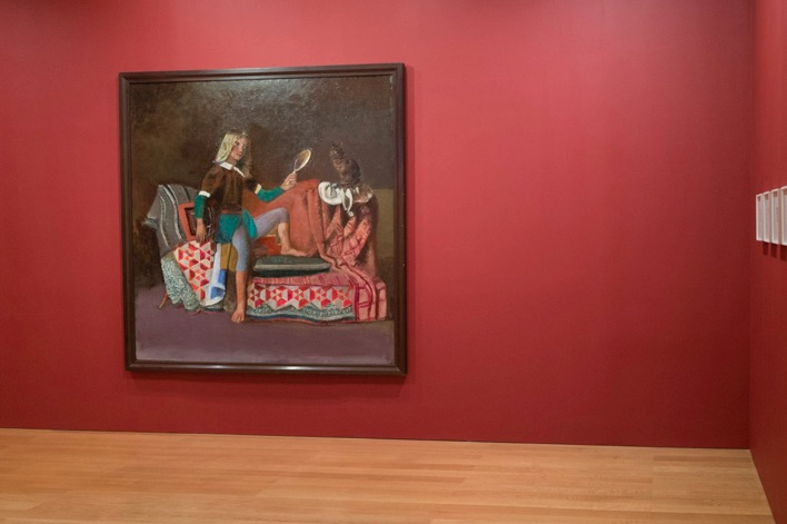 Balthus at Gagosian Hong Kong 3