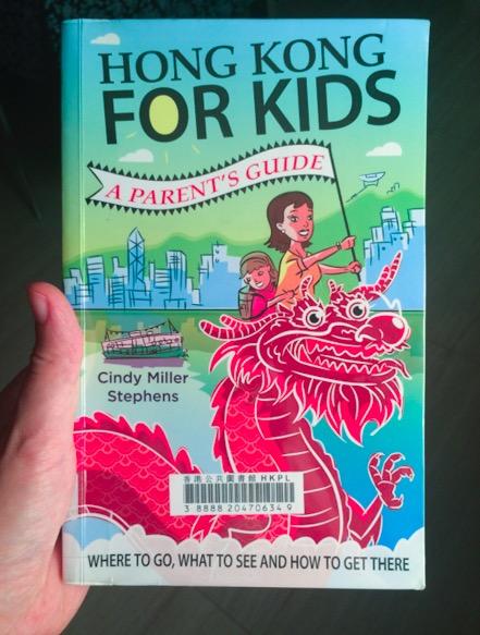 Hong Kong for Kids - Front