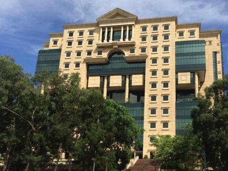 Hong Kong Public Library 1