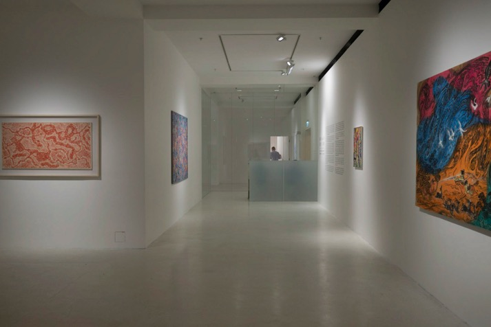 Qiu Deshu Exhibition 3