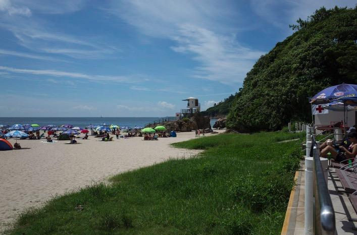 Big Wave Bay August 2015-2