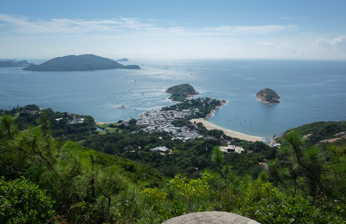 Dragon's Back Hike August 2015-1 Shek O