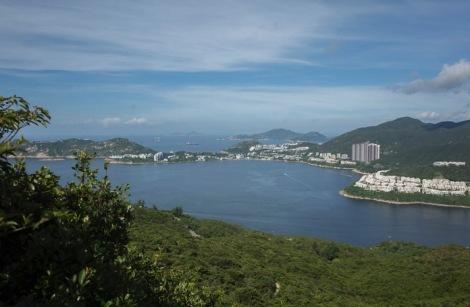 Dragon's Back Hike August 2015-4 Tai Tam