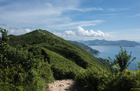 Dragon's Back Hike August 2015-6