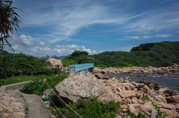 Shek O Blue Bridge August 2015-4