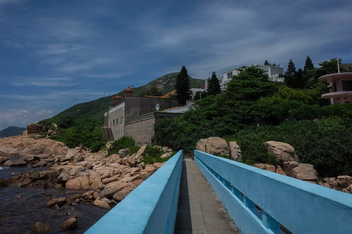 Shek O Blue Bridge August 2015-5