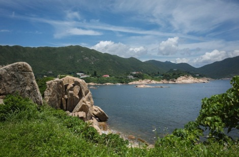 Shek O Blue Bridge August 2015-6