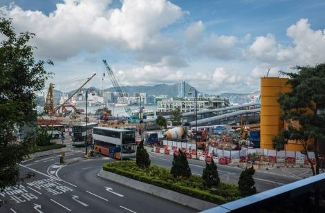 Wan Chai Ferry Pier August 2015-1