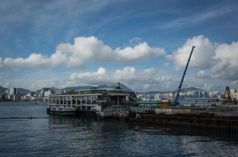 Wan Chai Ferry Pier August 2015-3