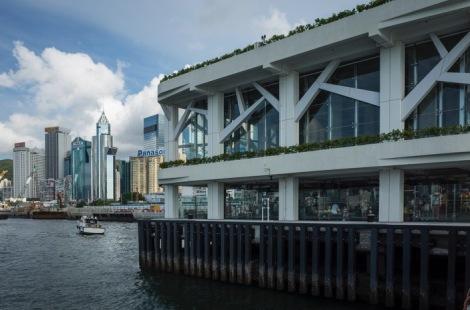 Wan Chai Ferry Pier August 2015-5